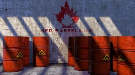 Red Barrels